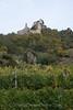 Durnstein - Castle (ruins) where  King Richard I Lionheart was held captive