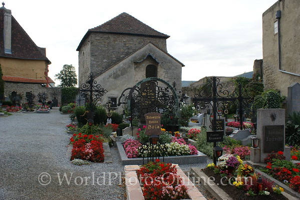 Durnstein - Cemetery