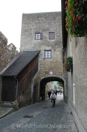 Durnstein - Town Gate