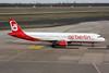 """OE-LCA Airbus A321-211 c/n 3708 Dusseldorf/EDDL/DUS 03-03-17 """"BER c/s"""""""