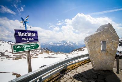 Grossglockner Pass, Austria