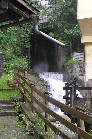 Hallstatt - Waterfall 1