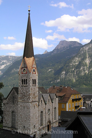 Hallstatt - Church