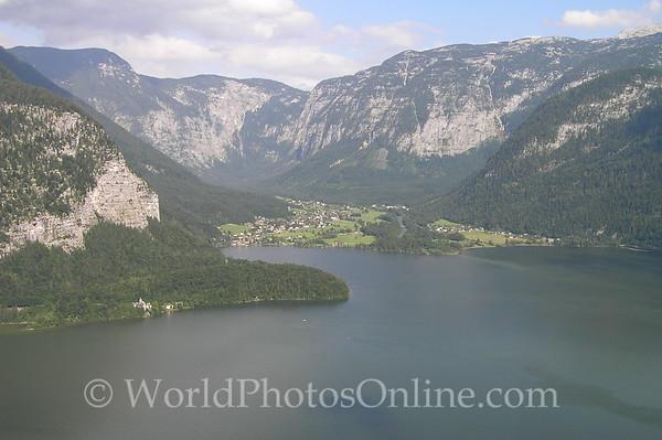 Hallstatt - Hallstatter See (Lake)