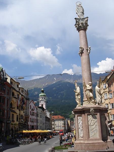 Annasaule, Innsbruck - Austria
