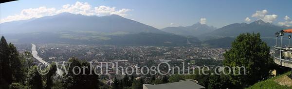 Innsbruck Panarama