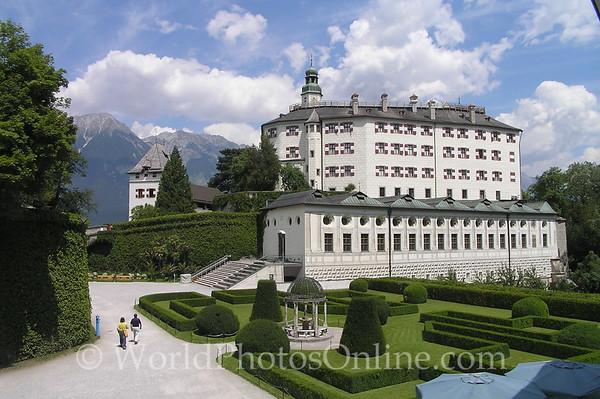 Innsbruck - Castle Ambras