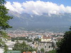 Innsbruck - View from Olympic Ski Jump