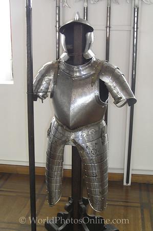 Innsbruck - Schloss Ambras - Armor Museum - Pikeman's Armor