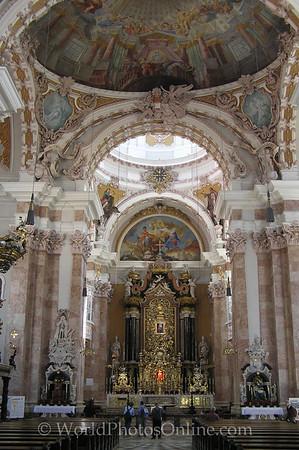 Innsbruck - Dom Zu St Jakob (Cathedral) - Altar 1