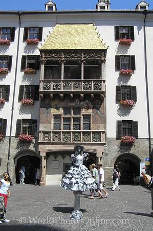 Innsbruck - Golden Dachl