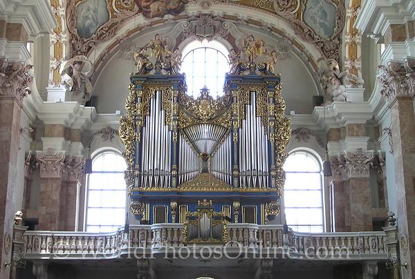 Innsbruck - Dom Zu St Jakob (Cathedral) - Pipe Organ