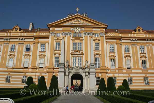 Melk - Benedictine Abbey - Benedict Hall