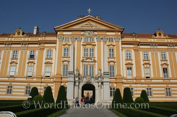 Melk - Benedictine Abbey - Benedict Hall