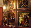 Melk - Benedictine Abbey Museum - Triptych - back