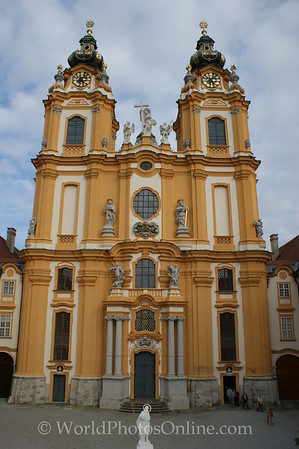 Melk - Benedictine Abbey Church
