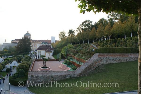 Melk - Benedictine Abbey - Garden of Paradise