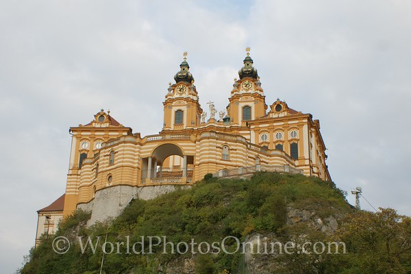 Melk - Benedictine Abbey