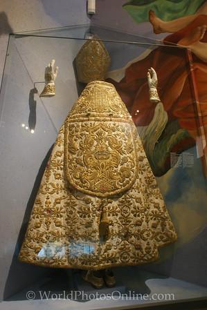 Melk - Benedictine Abbey Museum - Vestments