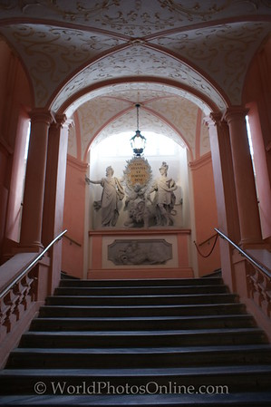 Melk - Benedictine Abbey - Imperial Stairs