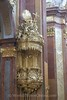 Melk - Benedictine Abbey Church - Pulpit