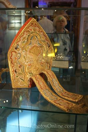 Melk - Benedictine Abbey Museum - Mitre