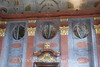 Melk - Benedictine Abbey - Marble Hall - Musician Portals