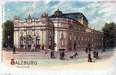Stadttheater, Salzburg