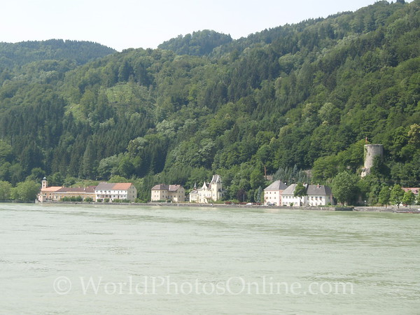 Danube - Sarmingstein 1