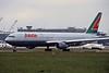 """OE-LAT Boeing 767-31AER """"Lauda Air"""" c/n 25273 Dublin/EIDW/DUB 31-05-99 (35mm slide)"""