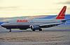 "OE-ILF Boeing 737-3Z9 ""Lauda Air"" c/n 23601 Glasgow/EGPF/GLA 28-12-96 (35mm slide)"