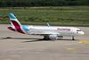 """OE-IEU Airbus A320-214 """"Eurowings Austria"""" c/n 6953 Cologne/EDDK/CGN 07-08-17"""