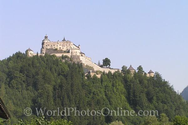 Outer Salzburg - Hohenwerfen Castle 1