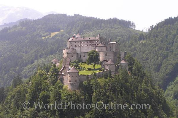 Outer Salzburg - Howenwerfen Castle 2