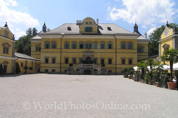Salzburg - Hellbrunn - House