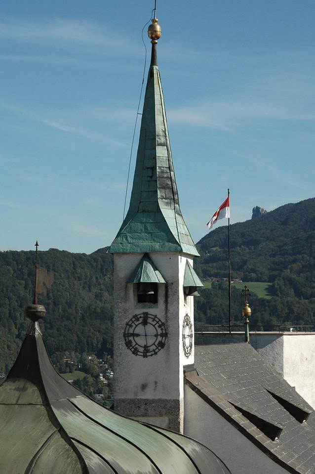 Salzburg Castle