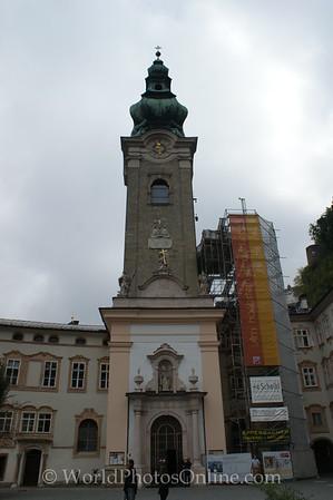 Salzburg - Monastery of St  Peter