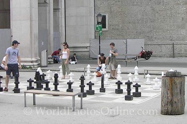 Salzburg - Street Chess