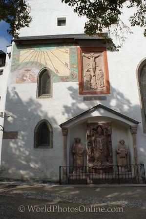 Salzburg - Hohensalzburg Castle - St  George's Chapel 2