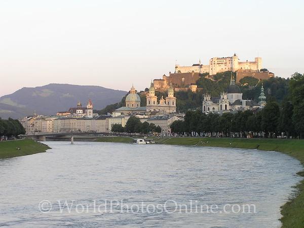 Salzburg - Hohensalzburg Castle
