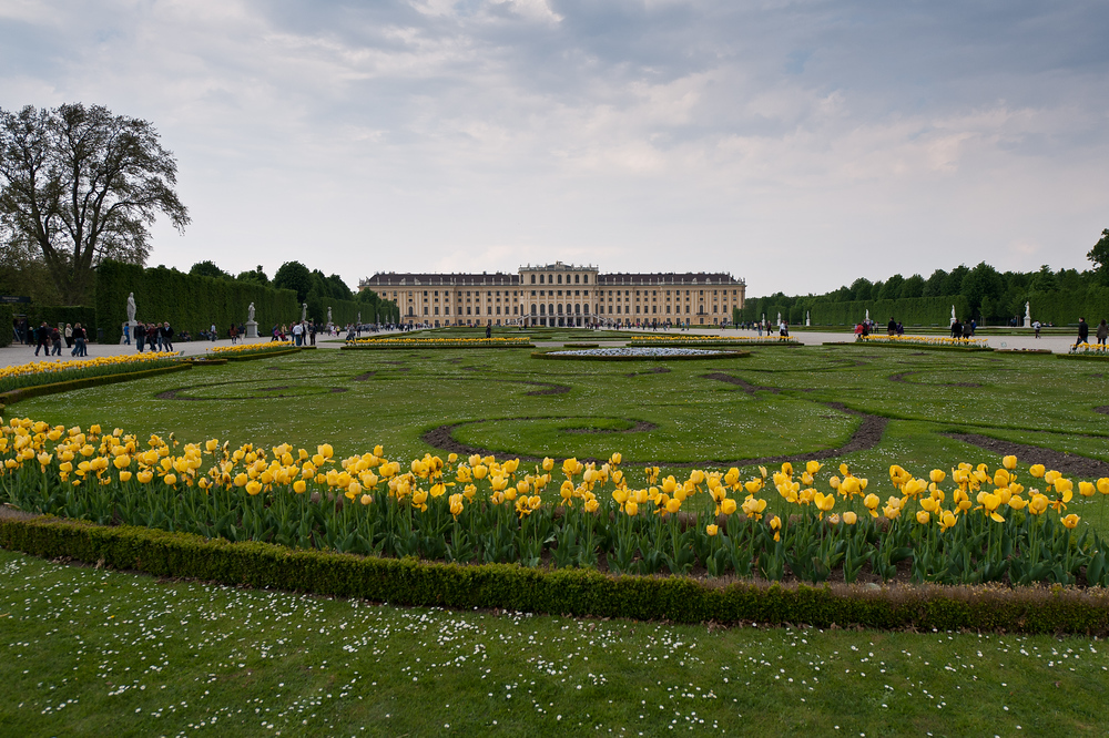 UNESCO World Heritage Site #132: Palace and Gardens of Schönbrunn