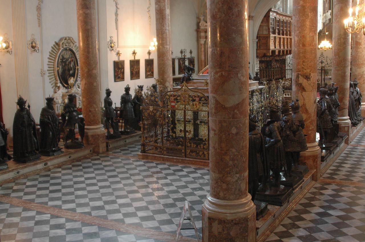 Tomb of Maximilian I (16C)