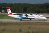 "OE-LGI de Havilland Canada DHC-8Q-402 c/n 4100 Geneva/LSGG/GVA 12-09-06 ""Austrian Arrows"""