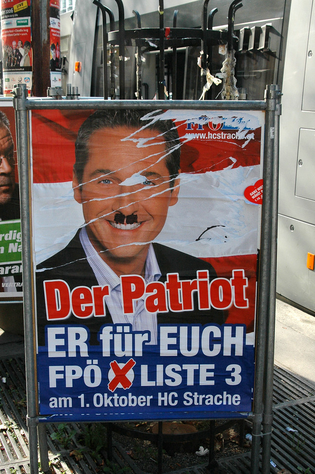 FPÖ Election Posters