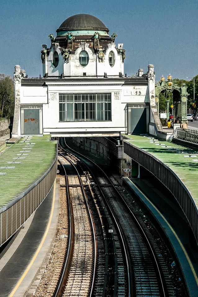 Stadtbahn Haltestelle