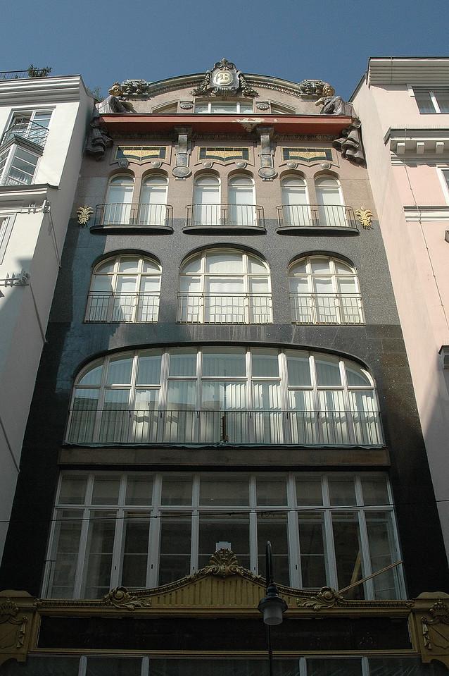 Jugendstil Haus