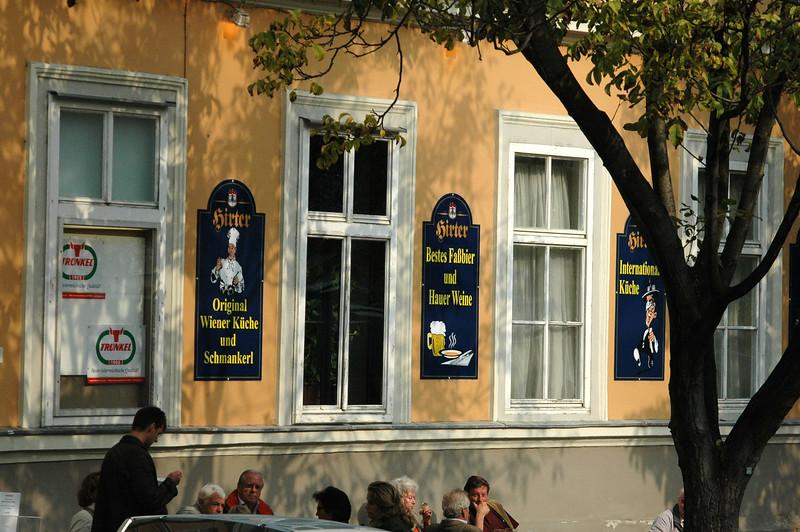Beethoven Walk - Nussdorf