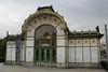 Vienna - Metro Entrance