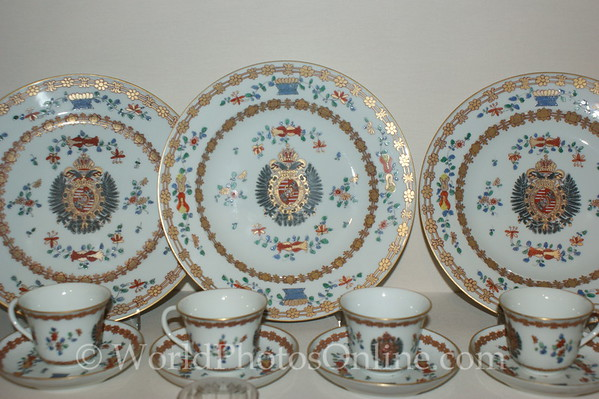 Vienna - Hapsburg China Collection - Imperial China