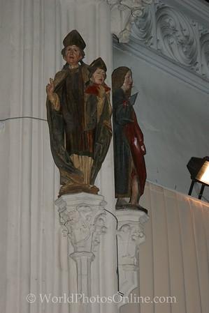 Vienna - Hapsburg Chapel - Detail